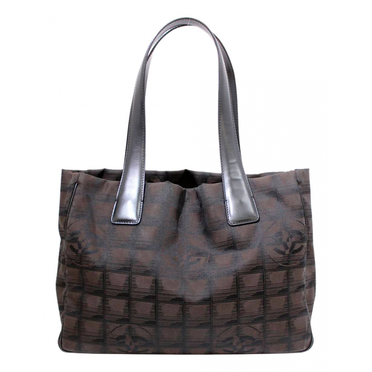 Chanel \N Brown Cloth handbag for Women \N