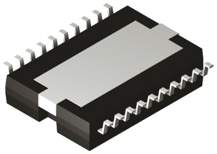 STMicroelectronics TDA7391PDUTR , Audio Amplifier, 20-Pin PowerSO (2)
