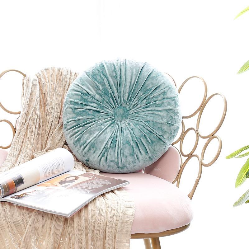 Ericdress Circular Pillows Plush Cushion