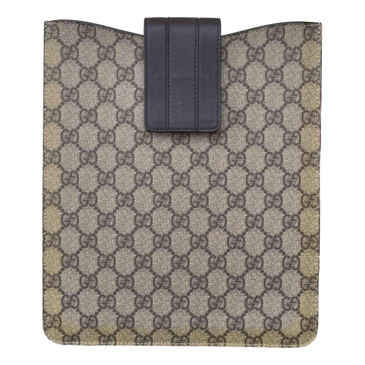 Gucci - Accessoires   pour lifestyle en toile - beige