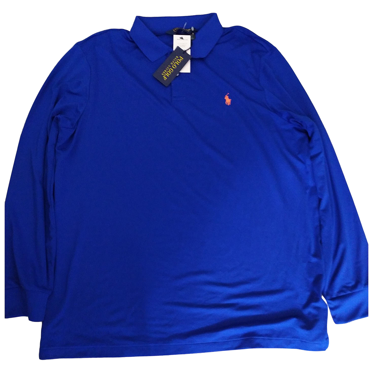 Polo Ralph Lauren - Polos   pour homme - bleu