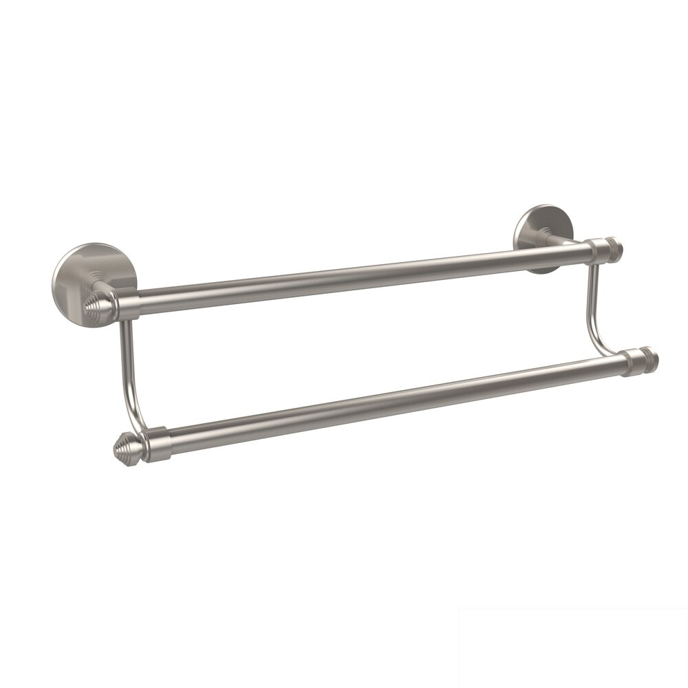 Allied Brass Southbeach Collection 30-inch Double Towel Bar (Pewter Finish/Antique)