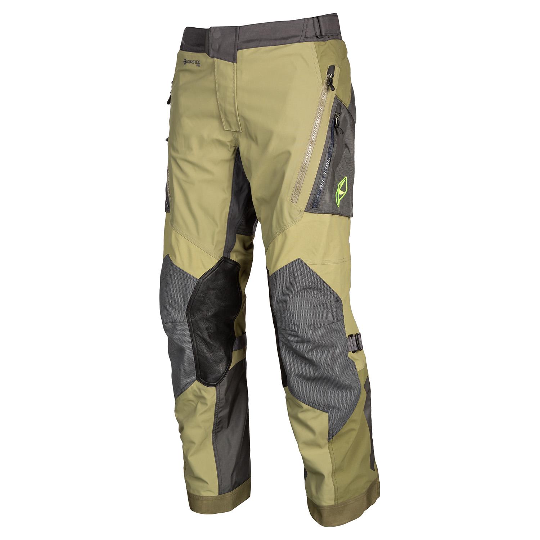 Klim Badlands Pro Pantalon De Moto Sage Haute-Visibilite 38