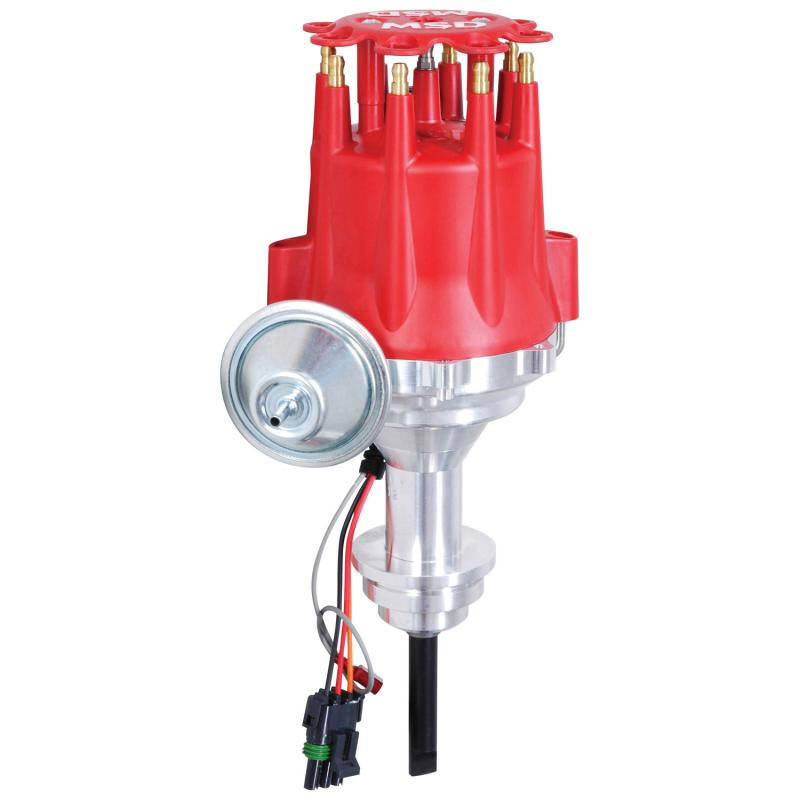 MSD Distributor; Chrysler 318-360; Ready-to-Run