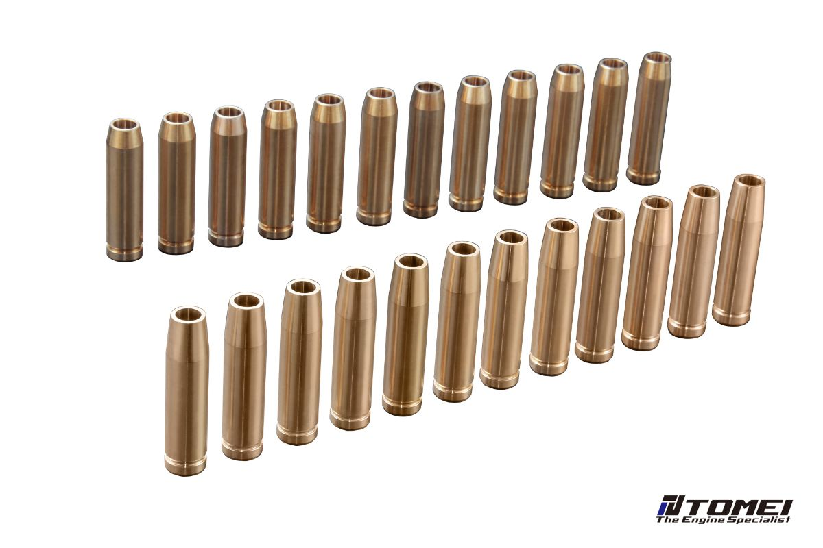 Tomei TA309A-NS01A Phosphor Bronze Valve Guide Set Nissan Skyline GT-R R35 09-20