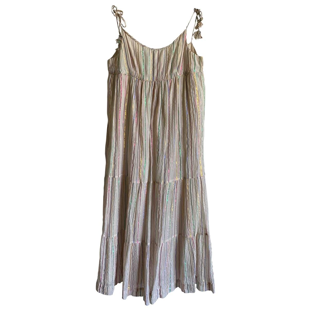 Bonpoint \N Ecru Cotton dress for Women S