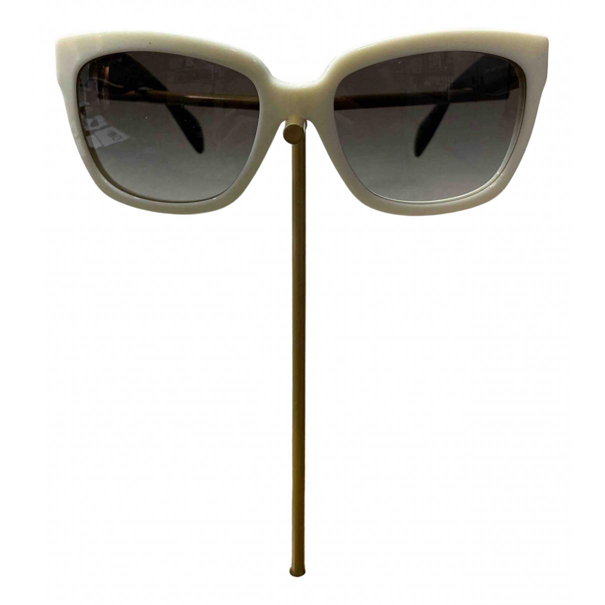 Prada \N White Sunglasses for Women \N