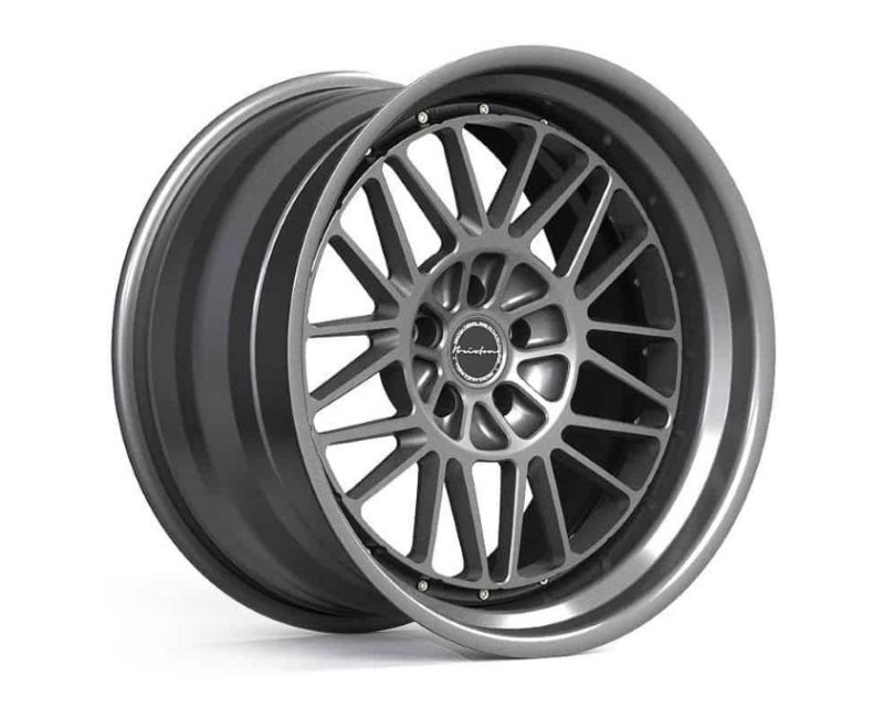 Brixton VL7 Circuit+ Series 3-Piece Step Lip Wheel