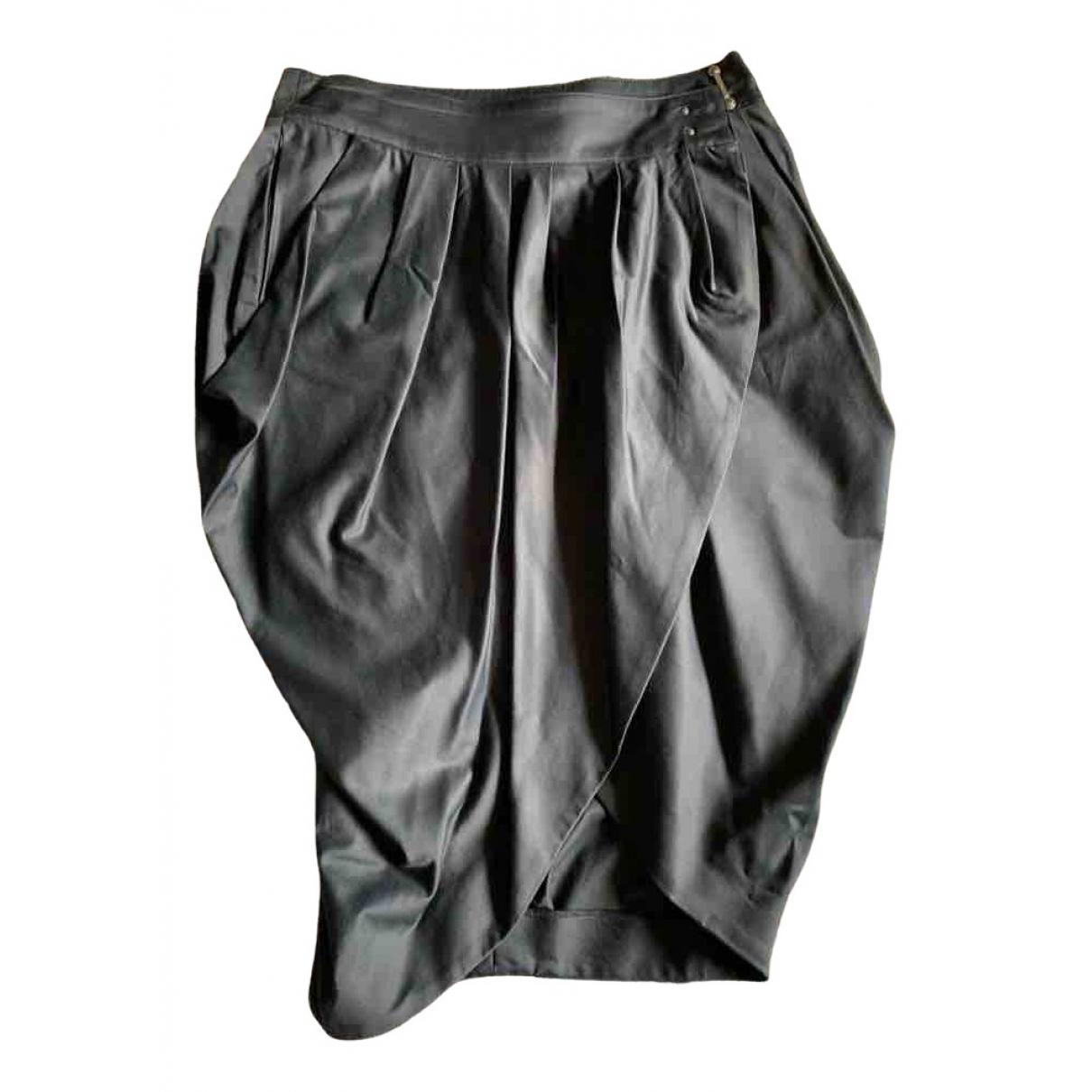 Mcq N Black skirt for Women 44 IT