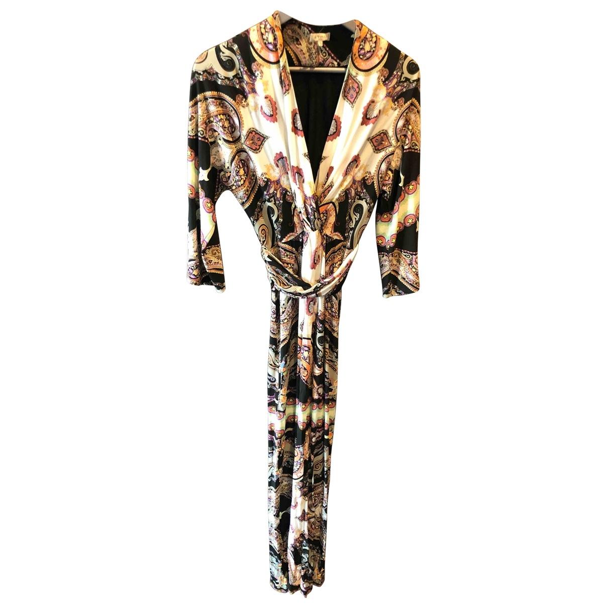 Etro \N Brown dress for Women 40 IT