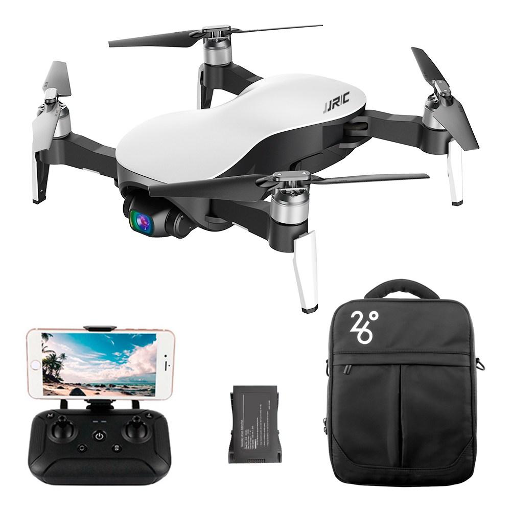 JJRC X12 AURORA 5G FPV GPS Foldable RC Drone RTF 2 Batteries With Bag