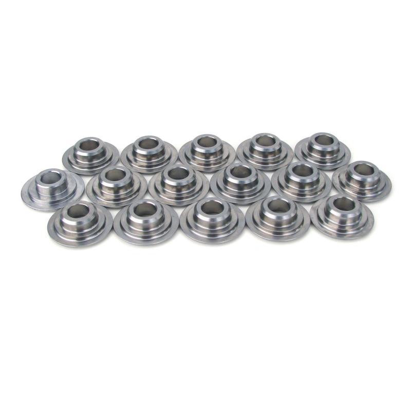 COMP Cams 10 Degree Titanium Retainer Set of 16 for 1.500