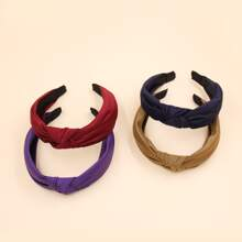 4pcs Knotted Hair Hoop