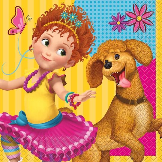 Disney Fancy Nancy Luncheon Napkins, 16Ct By Unique | Michaels®