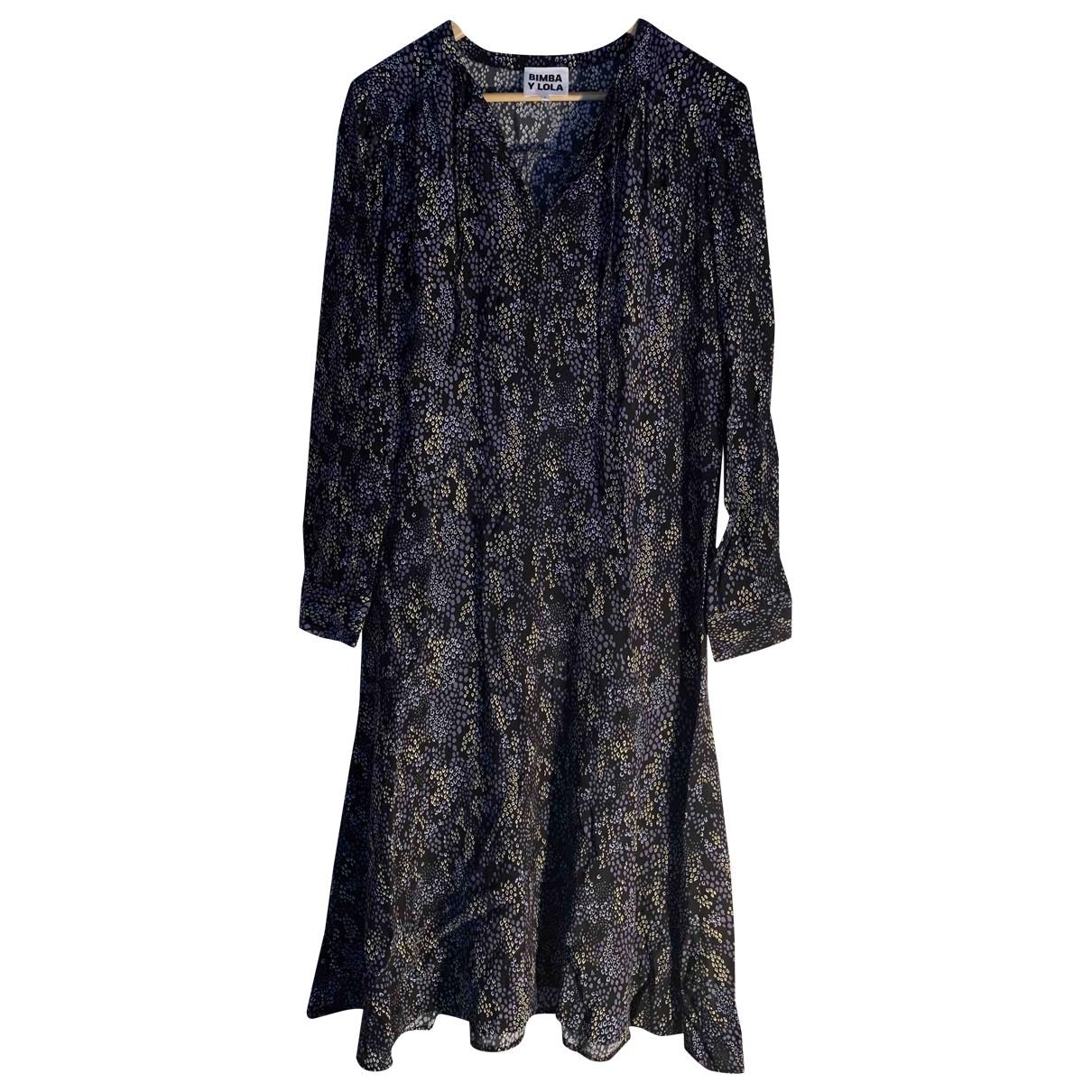 Bimba Y Lola - Robe   pour femme - bleu