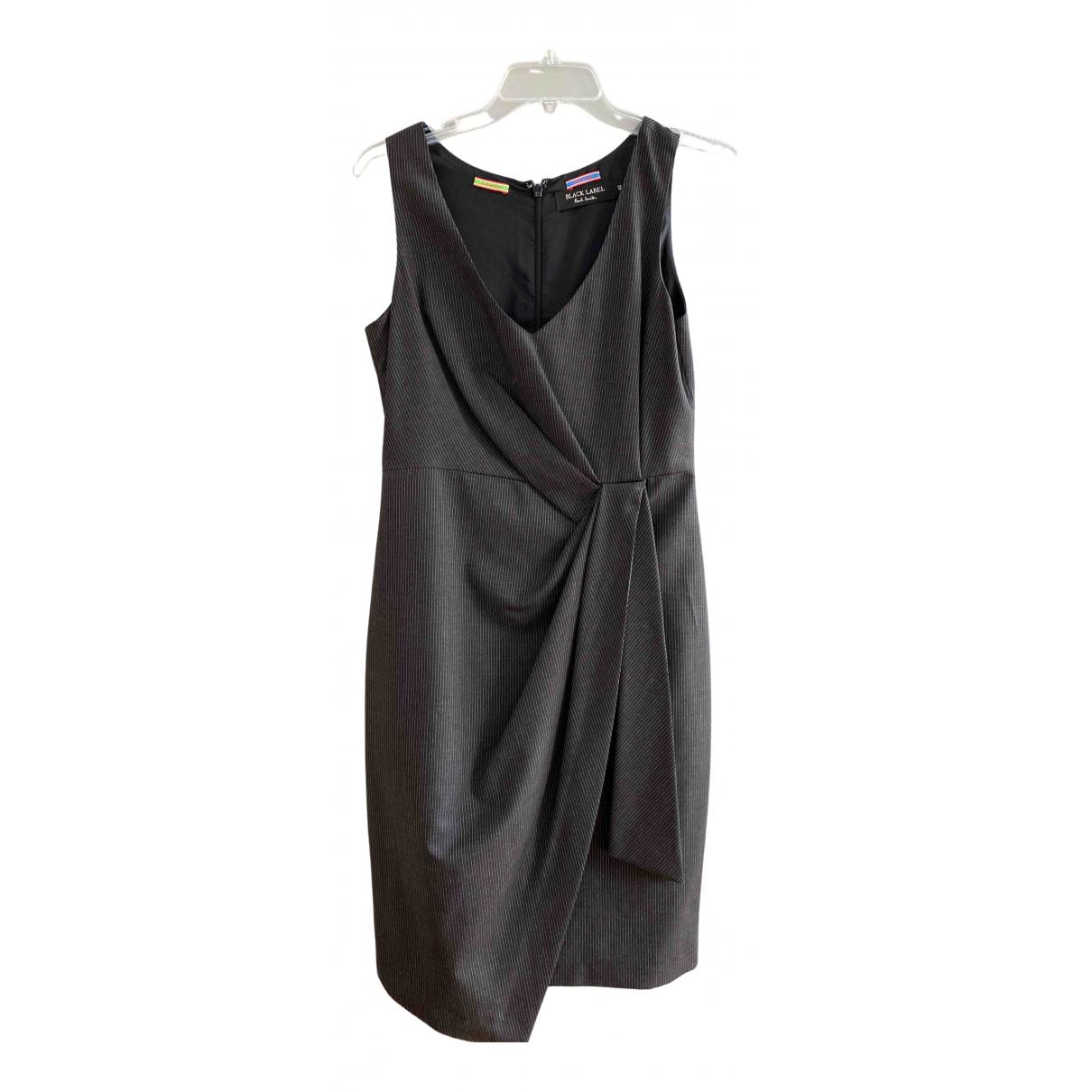 Paul Smith \N Kleid in  Grau Wolle