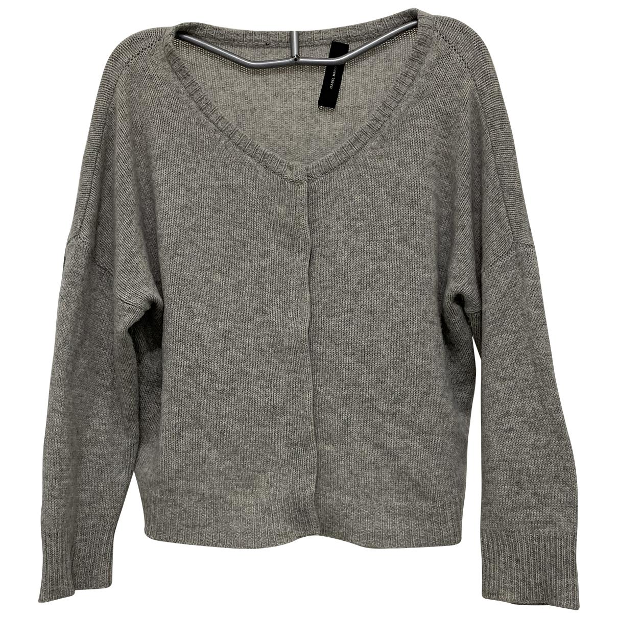 Isabel Marant - Pull   pour femme en cachemire - gris