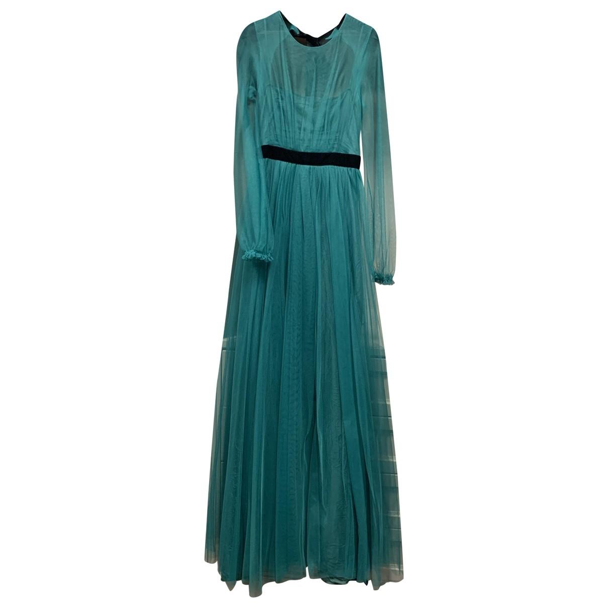 N°21 \N Green dress for Women 40 IT