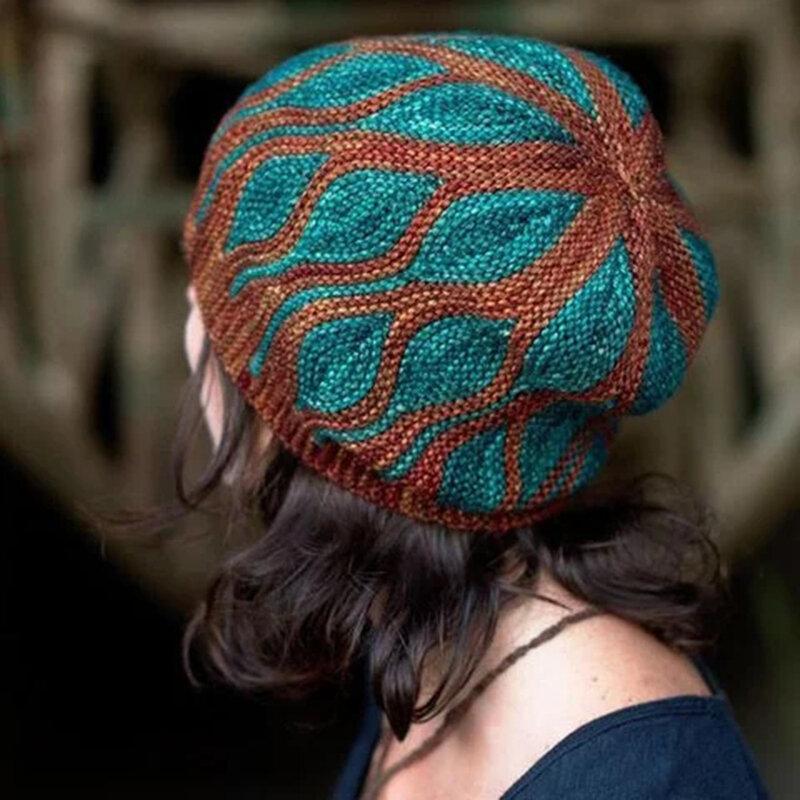 Womens Multicolor Casual Hats