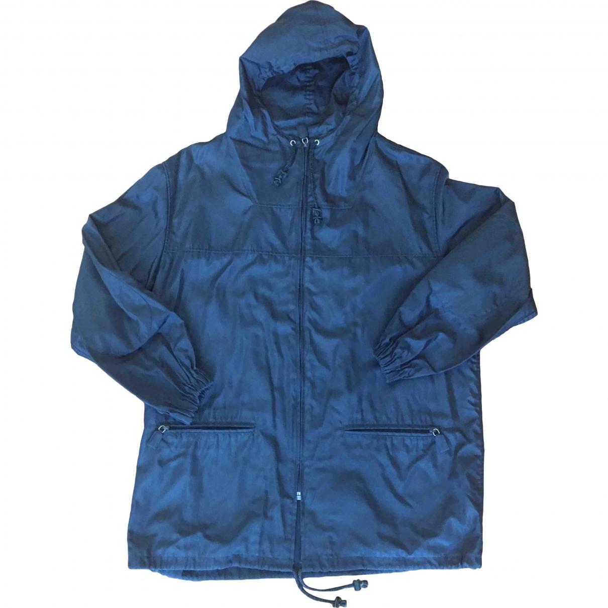 Prada - Manteau   pour homme - bleu
