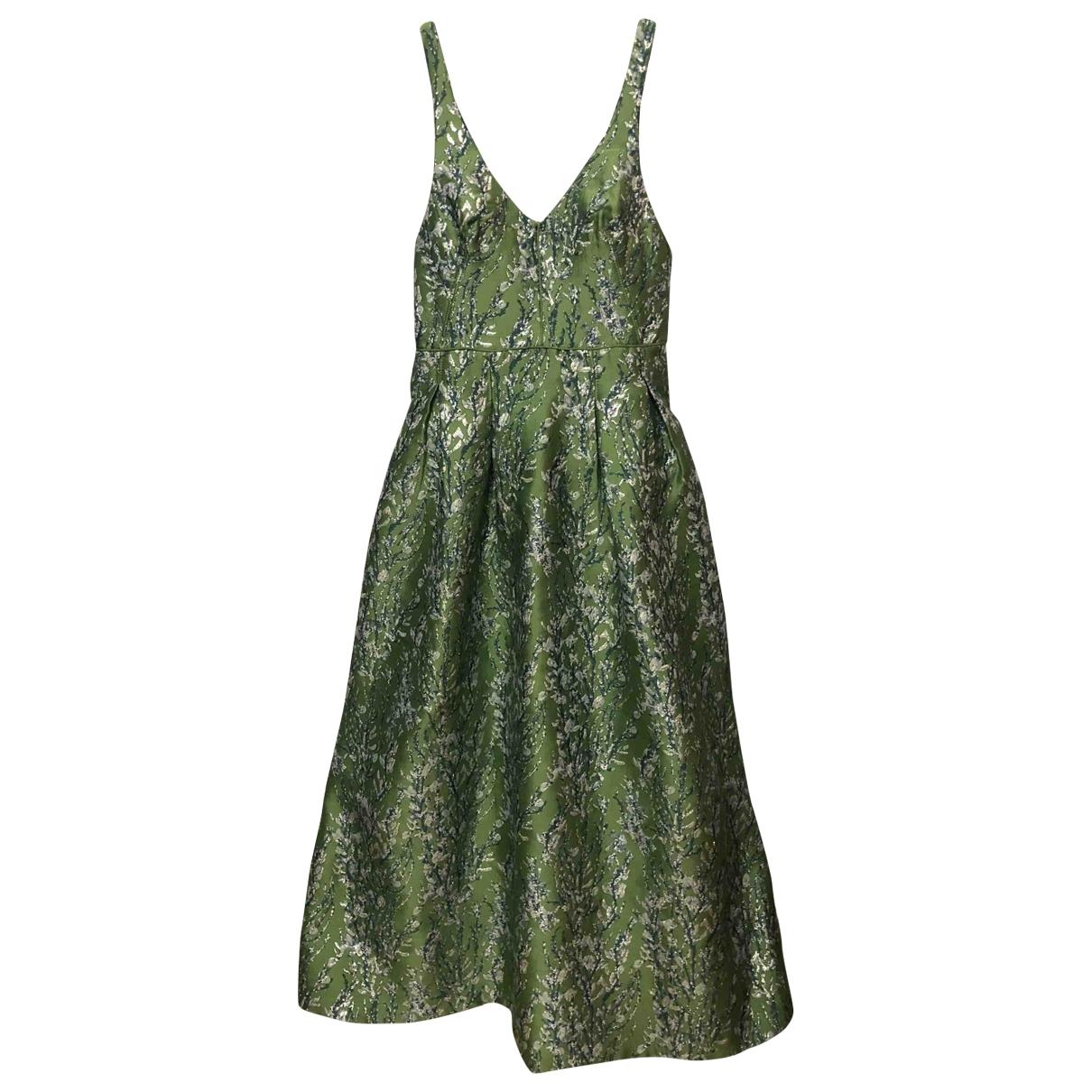 Hm Conscious Exclusive - Robe   pour femme - vert