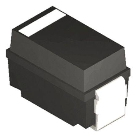 HY Electronic Corp SMAJ5.0A, Uni-Directional TVS Diode, 400W, 2-Pin DO-214AC (5000)