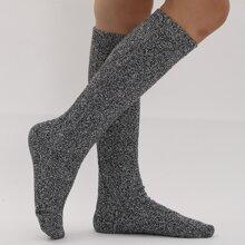 Strick lange Socken