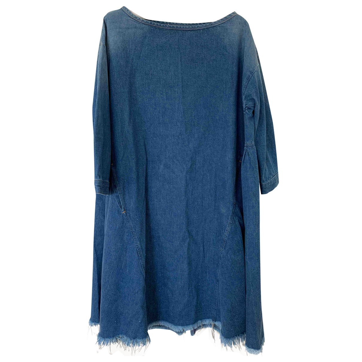 Rachel Comey \N Blue Cotton dress for Women 4 US