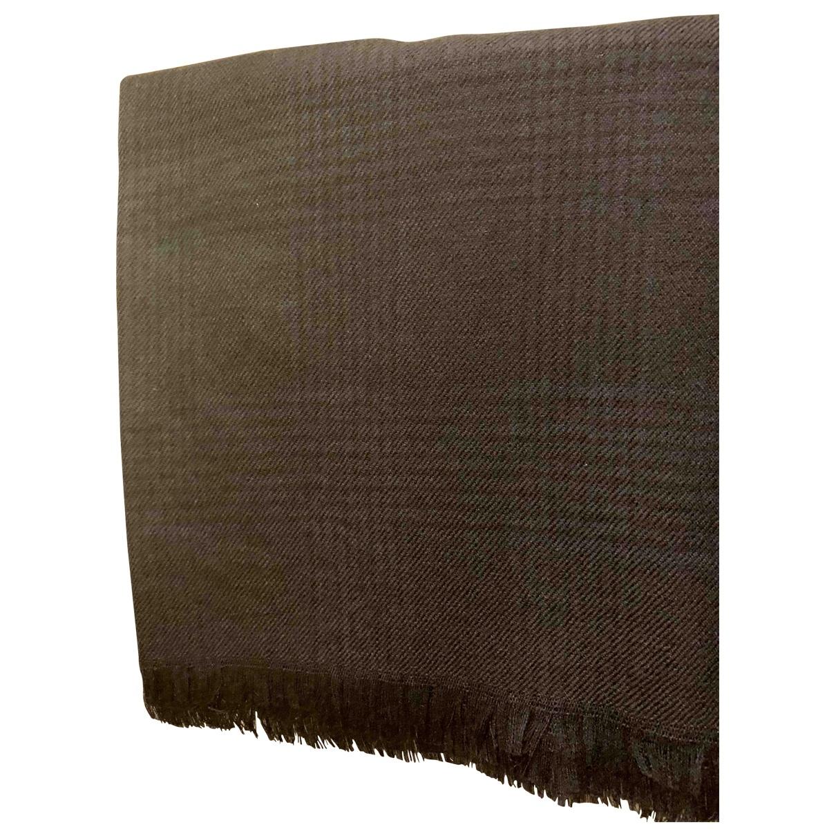 Dior Homme \N Tuecher, Schal in  Schwarz Wolle