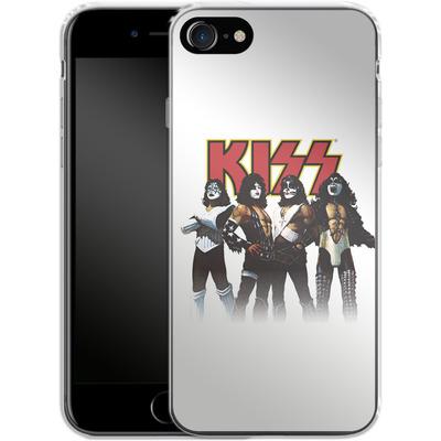 Apple iPhone 8 Silikon Handyhuelle - Just KISS von KISS®