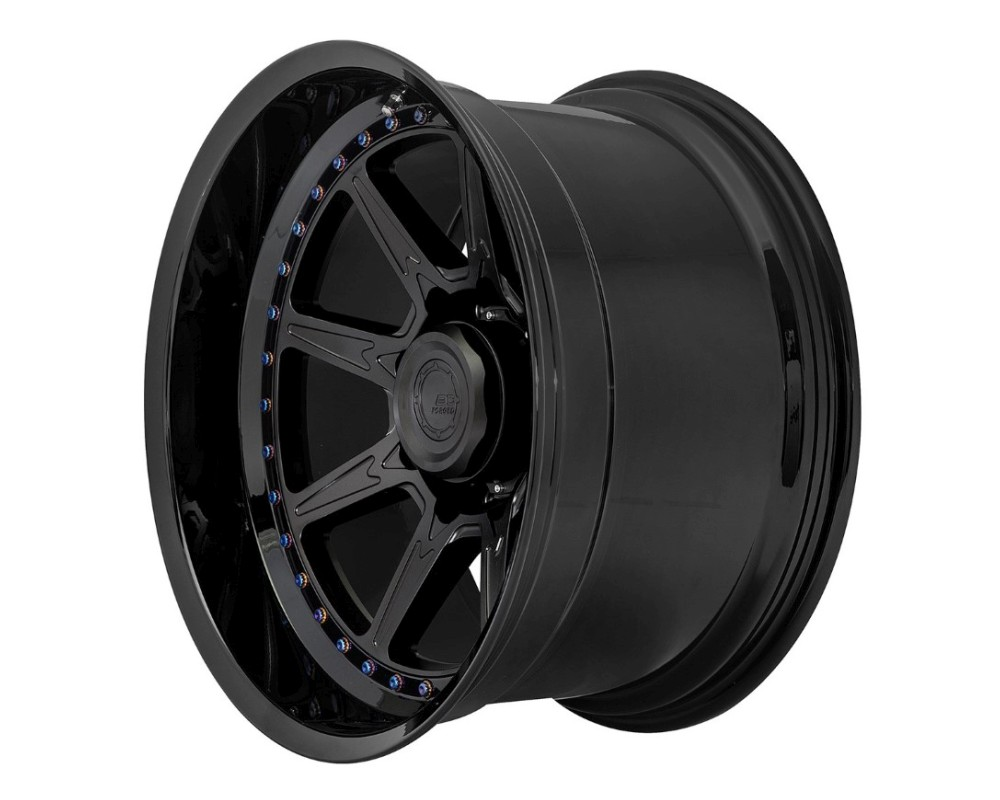 BC Forged LE-T808 Truck Wheel 22x10