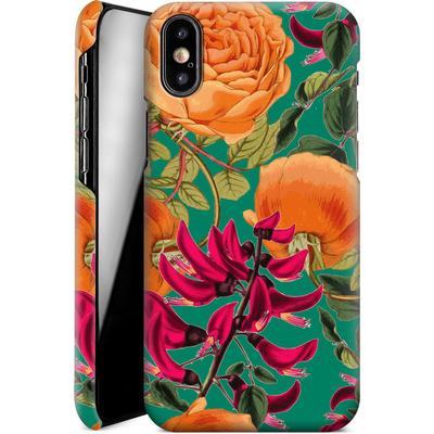 Apple iPhone X Smartphone Huelle - Sweet Spring von Zala Farah