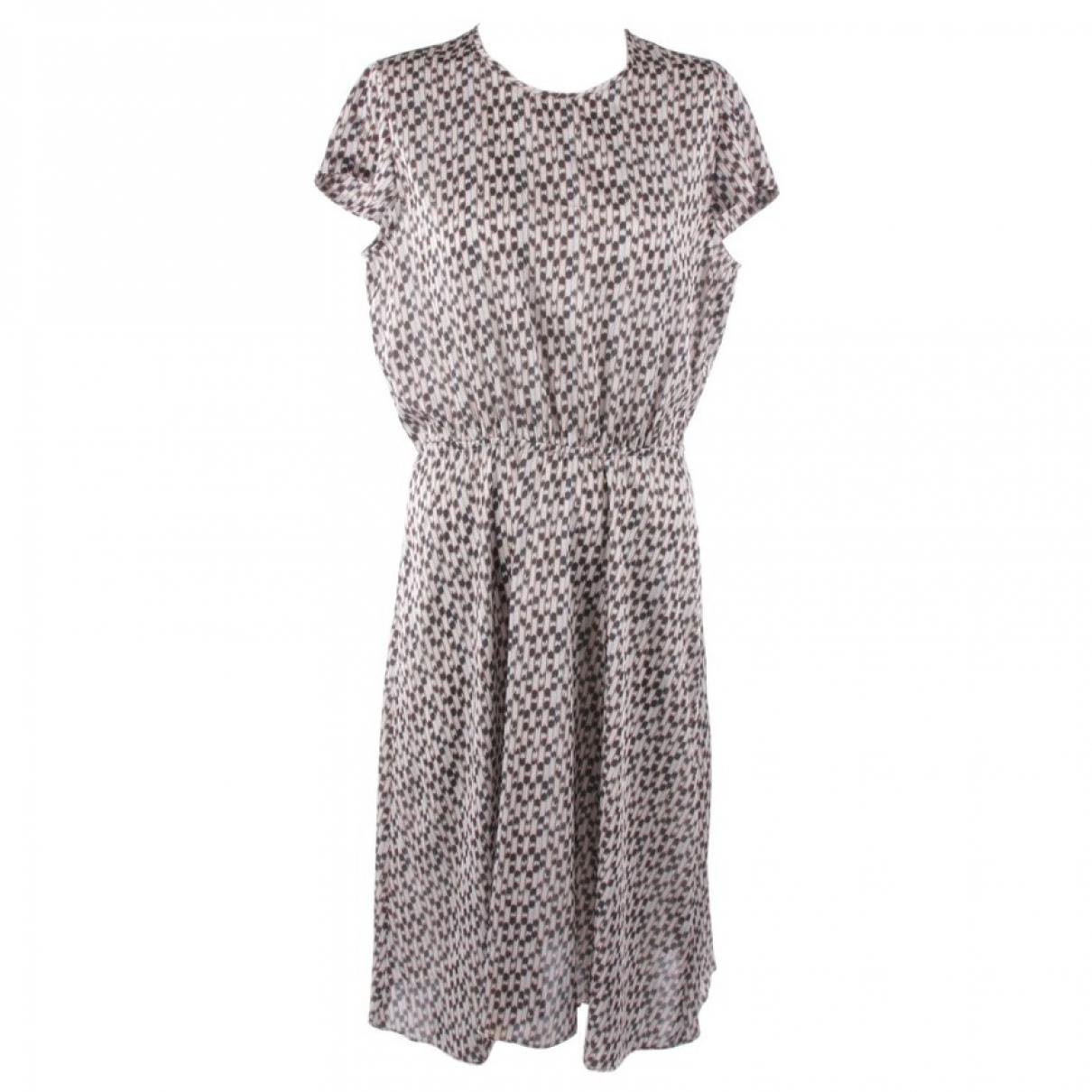 Isabel Marant Etoile \N Kleid in  Bunt Synthetik