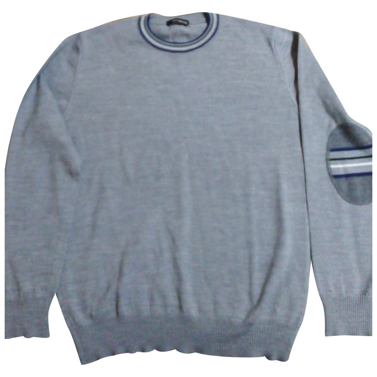 Autre Marque - Pulls.Gilets.Sweats   pour homme en laine - gris