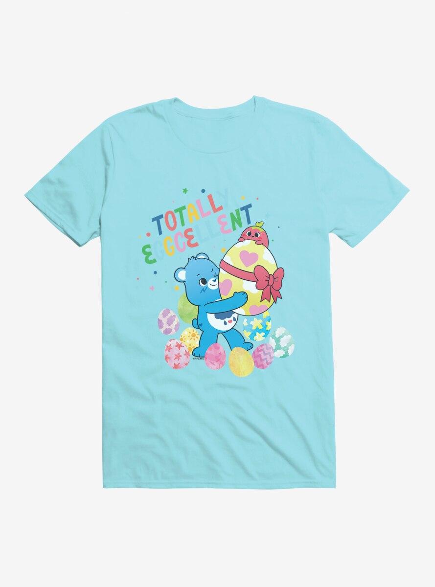 Care Bears Totally Eggcellent Easter T-Shirt
