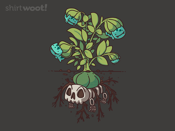 Bulba Plant T Shirt