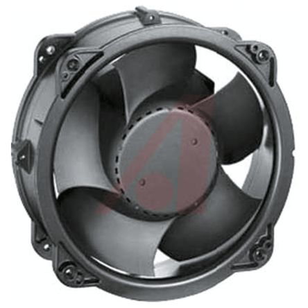 ebm-papst , 115 V ac, AC Axial Fan, 232 x 80mm, 925m³/h, 87W