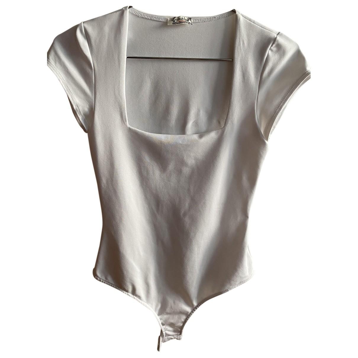 Free People \N White Knitwear for Women XS International