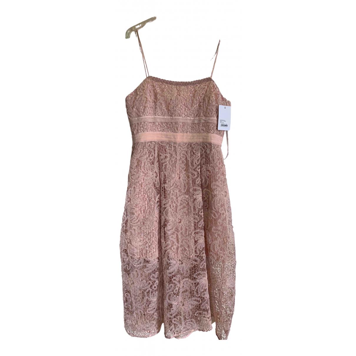 Self Portrait \N Pink dress for Women 12 UK