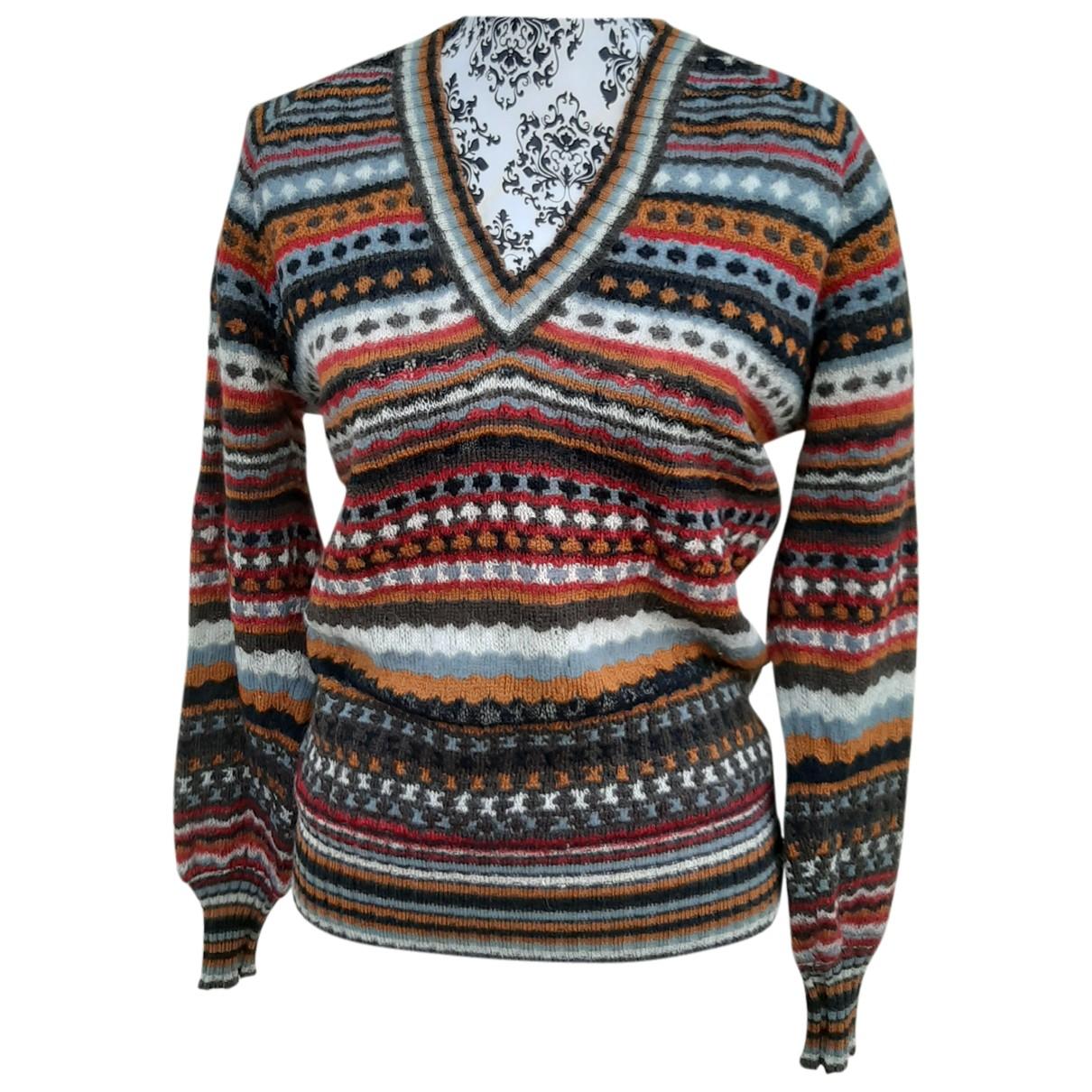 Missoni N Multicolour Wool Knitwear for Women S International