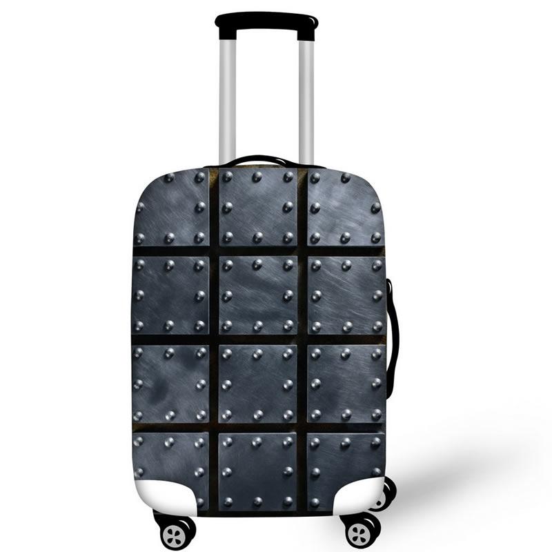 Rivet Steel Waterproof Suitcase Protector for 19 20 21