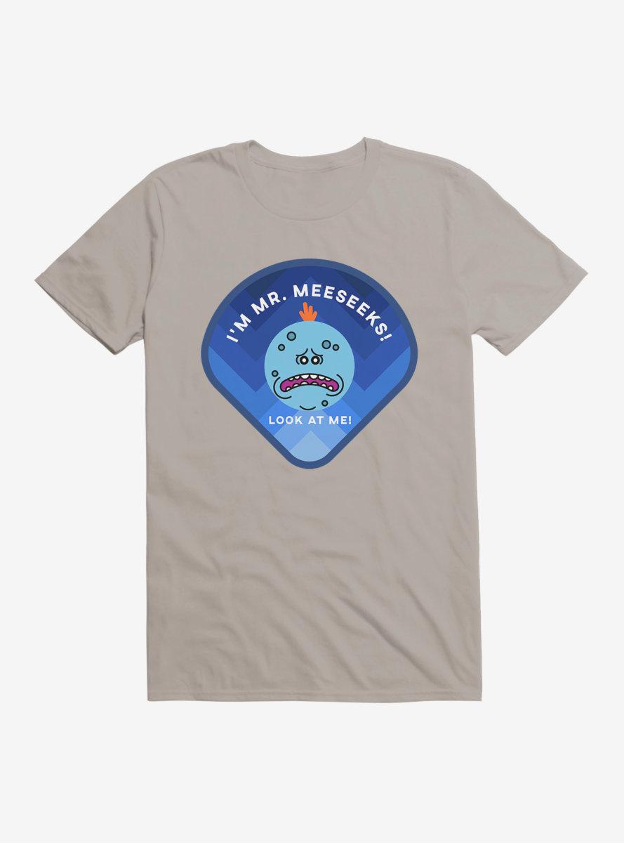 Rick And Morty I'm Mr. Meeseeks! T-Shirt