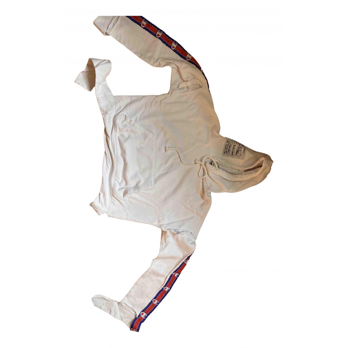 Vetements \N White Cotton Knitwear for Women S International