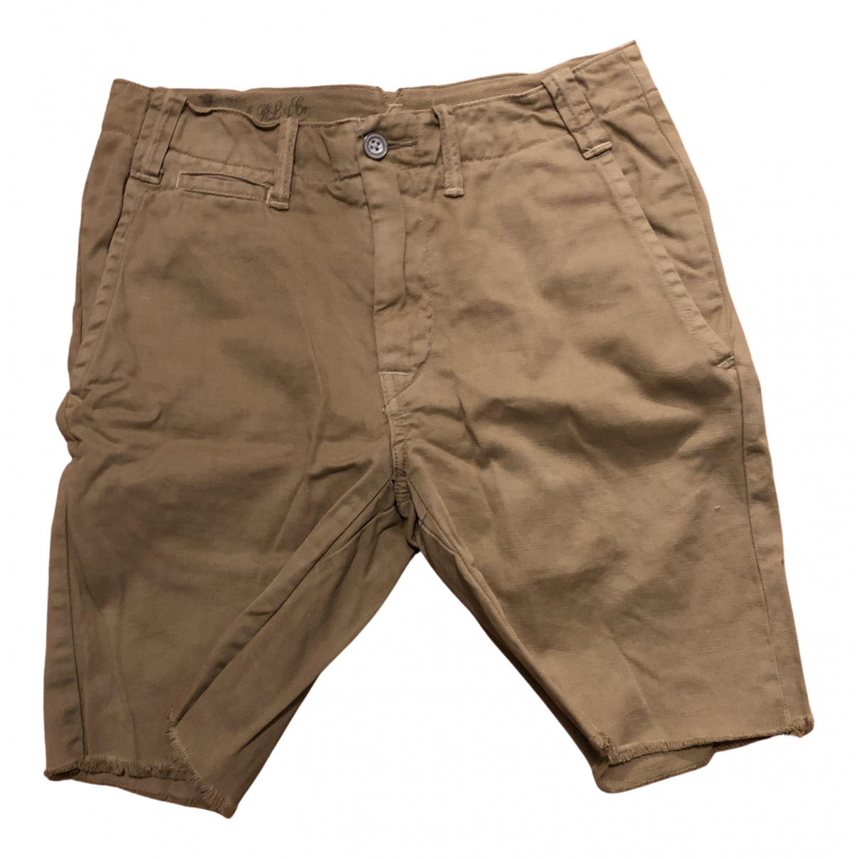 Polo Ralph Lauren \N Shorts in  Beige Baumwolle
