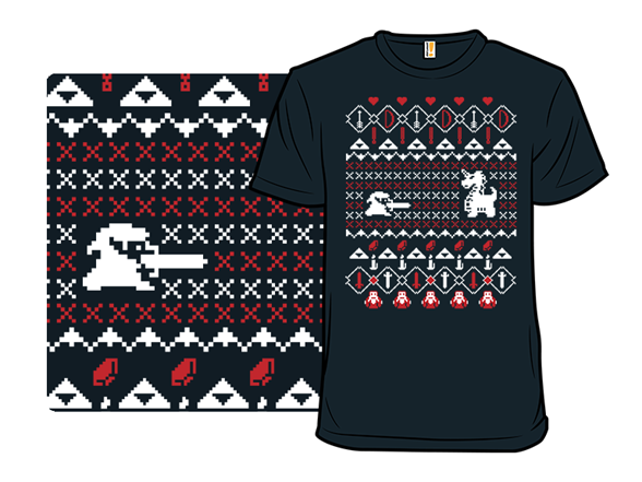 It's Dangerous To Go Alone At Christmas T Shirt