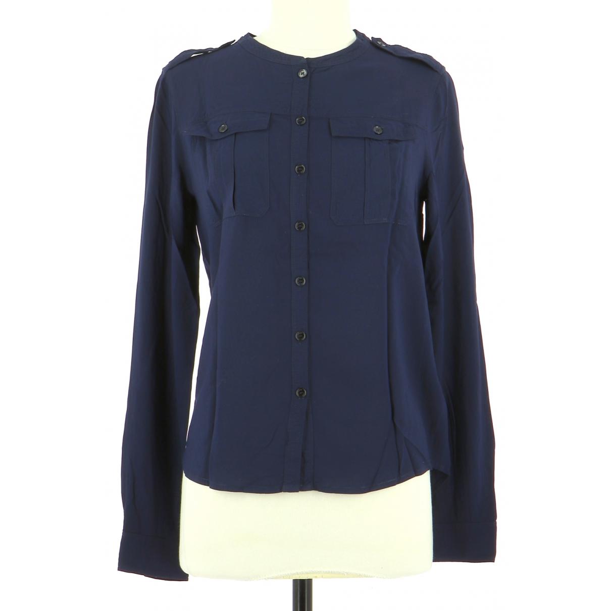 Burberry - Chemises   pour homme - marine