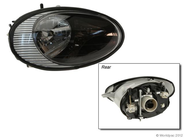 Vaip - Vision Lighting W0133-1844206 Headlight Assembly Ford Taurus SHO Right 1996-1998