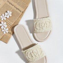 Minimalistische Sandalen