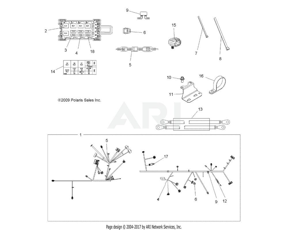 Polaris OEM 2411228 Breaker, Circuit, 8 AMP, Sealed