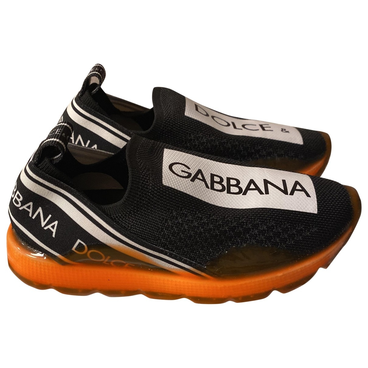 Deportivas de Lona Dolce & Gabbana